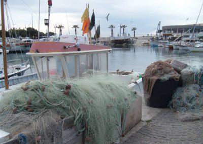 Cassis : le port de pêche