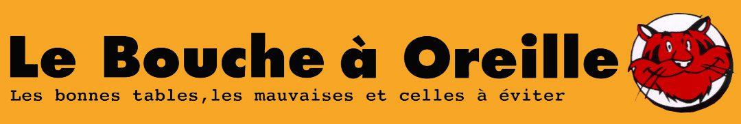 Le bouche à oreille – Magazine gratuit gastronomique Sud Est Provence
