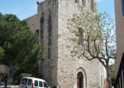Eglise du Castellet