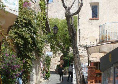 Le Castellet, promenades à pied