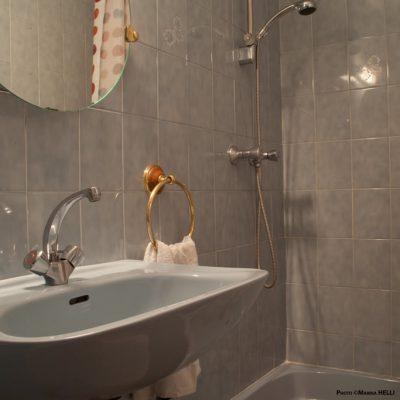 Studio Angèle, la salle de bain
