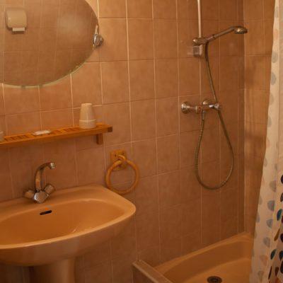 Studio Panisse, la salle de bain