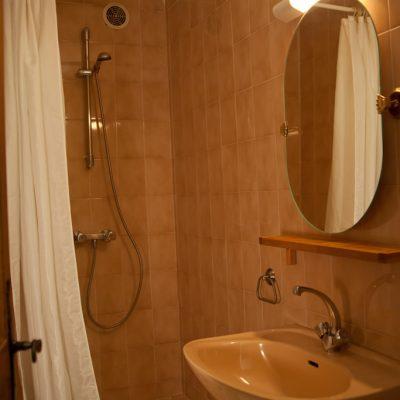Studio Fanny, la salle de bains