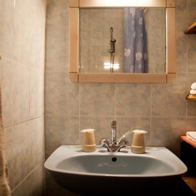 Studio Tartarin de Tarascon, la salle de bain